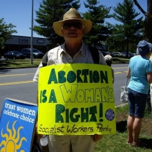 abortion womans right