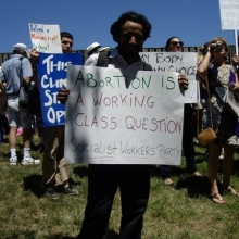 abortion working class question