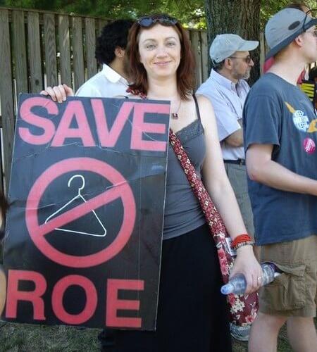 save roe woman